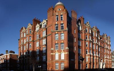 Redeveloping in London Mansion Blocks
