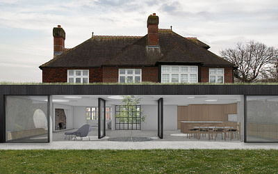 An Architect's Tips on How to Save Money When Building Your Extension